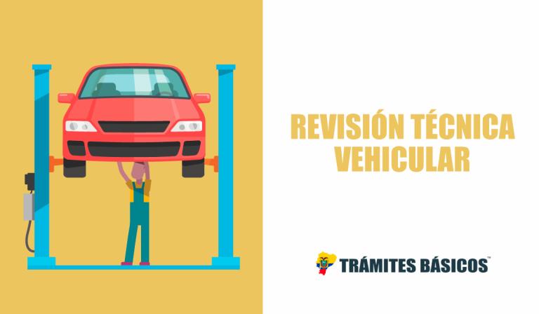 revisión vehicular ecuador