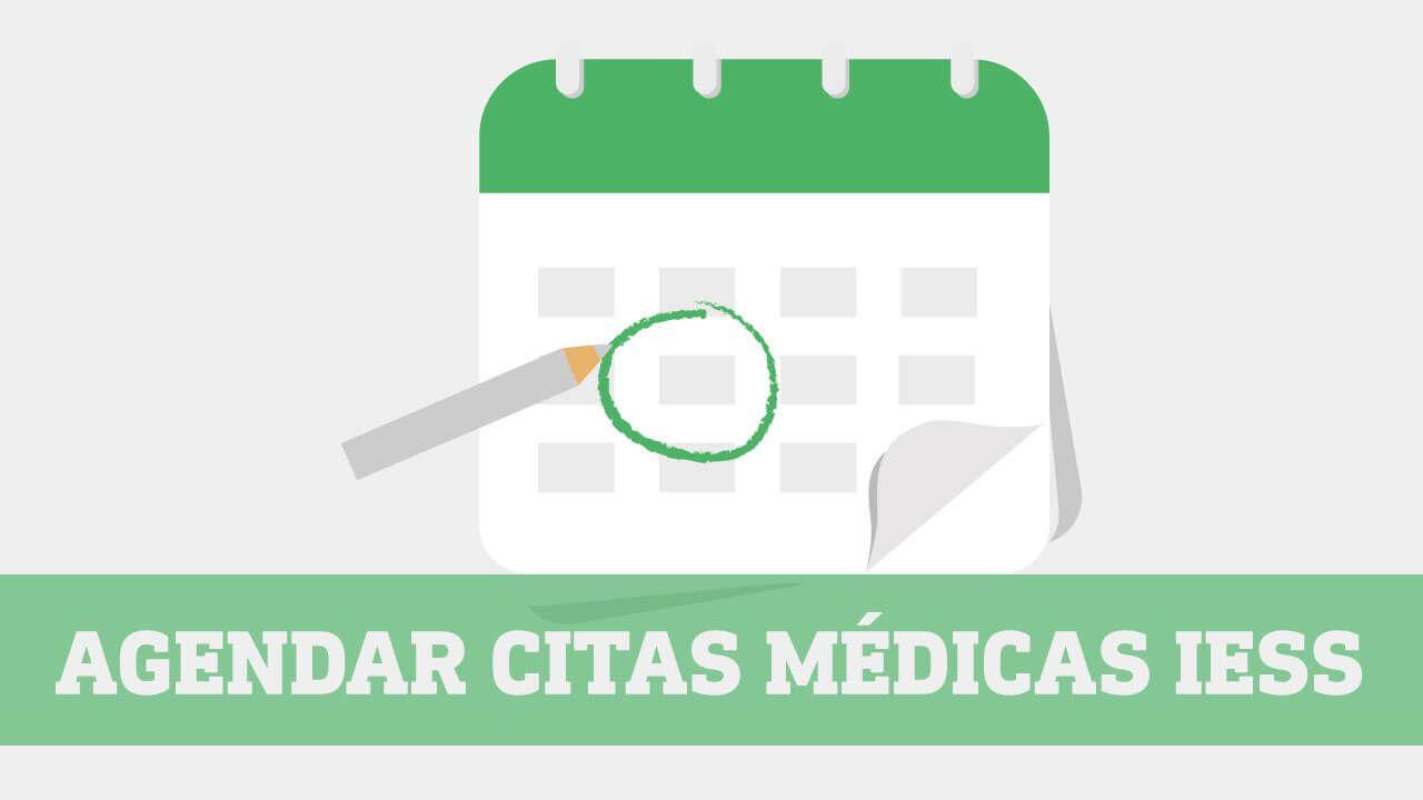 Solicitar citas medicas IESS para afiliados