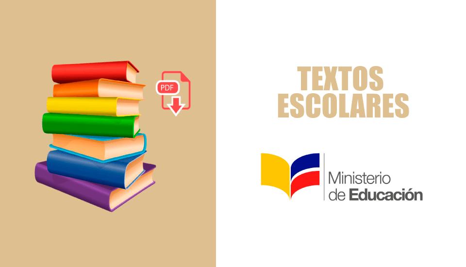 Descargar Libros del Ministerio de Educación | Textos escolares 2019