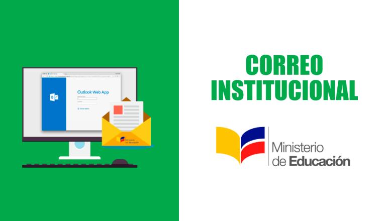 correo institucional MinEduc
