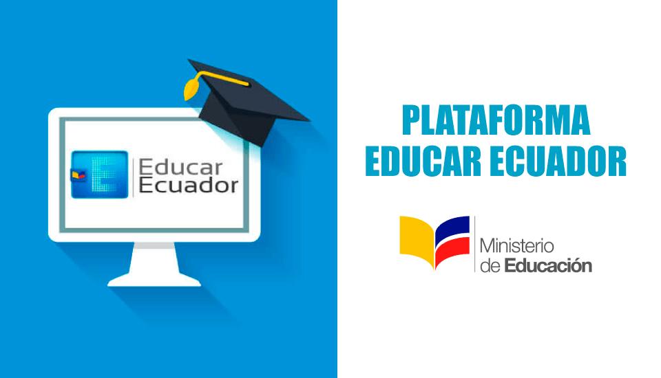 Educar Ecuador: Consulta de notas Ministerio Educación (2019)
