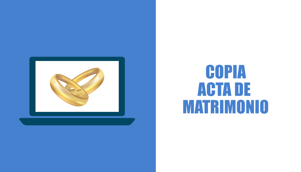 acta de matrimonio registro civil