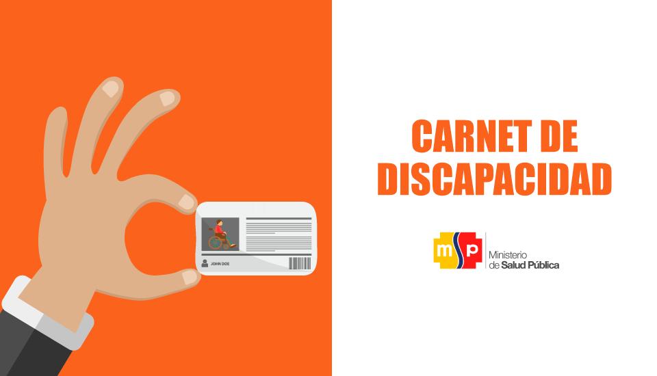 Solicitar Carnet de Discapacidad 2019 » Antiguo Carnet CONADIS