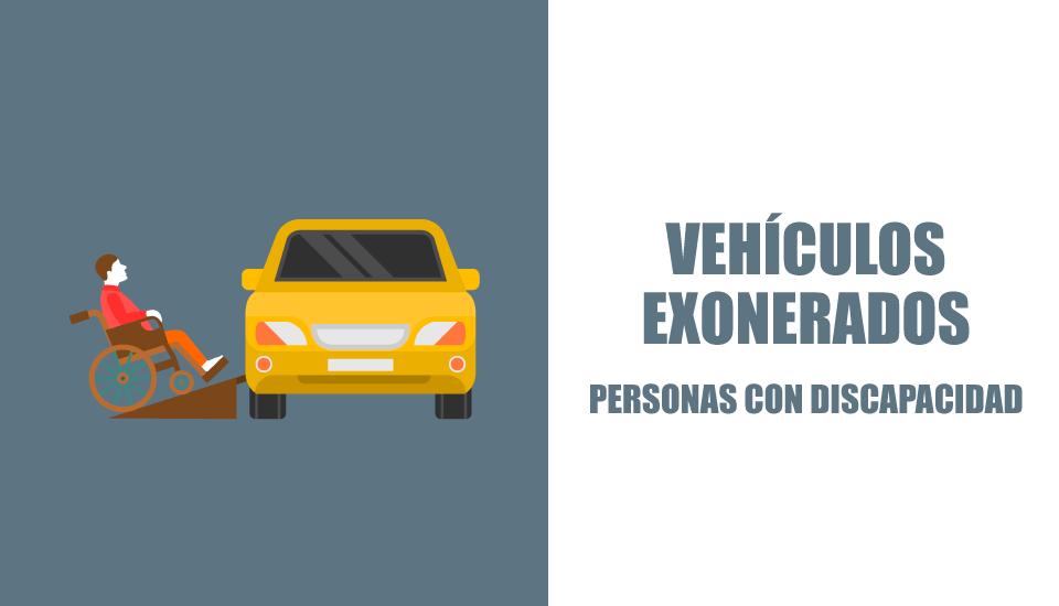 Importación de Vehículos Exonerados Discapacidad 2019 (SENAE)