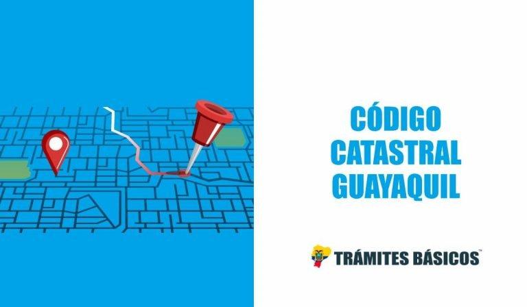codigo catastral Guayaquil