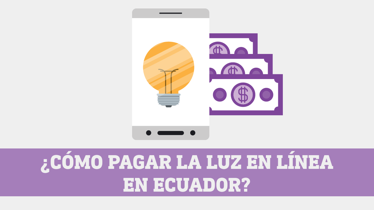 pago de luz por Internet Ecuador