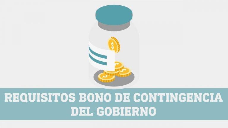 Solicitar bono de contingencia del gobierno MIES