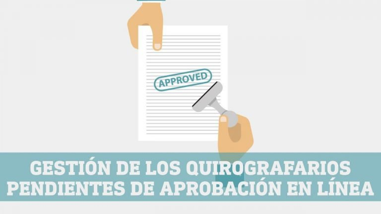 Gestion de los quirografarios pendientes de aprobacion en linea BIESS