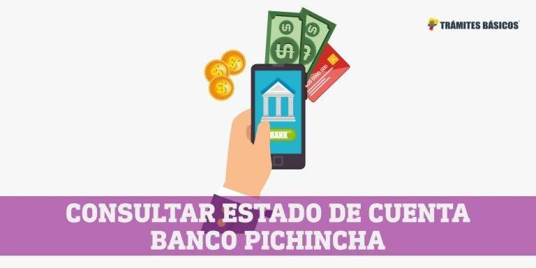 Consultar estado de cuenta Banco Pichincha