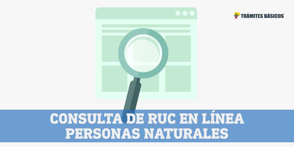 Consulta de RUC SRI Ecuador